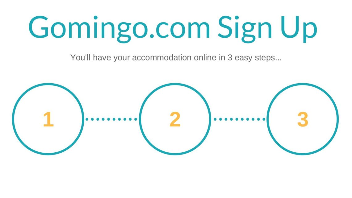 Gomingo Sign Up