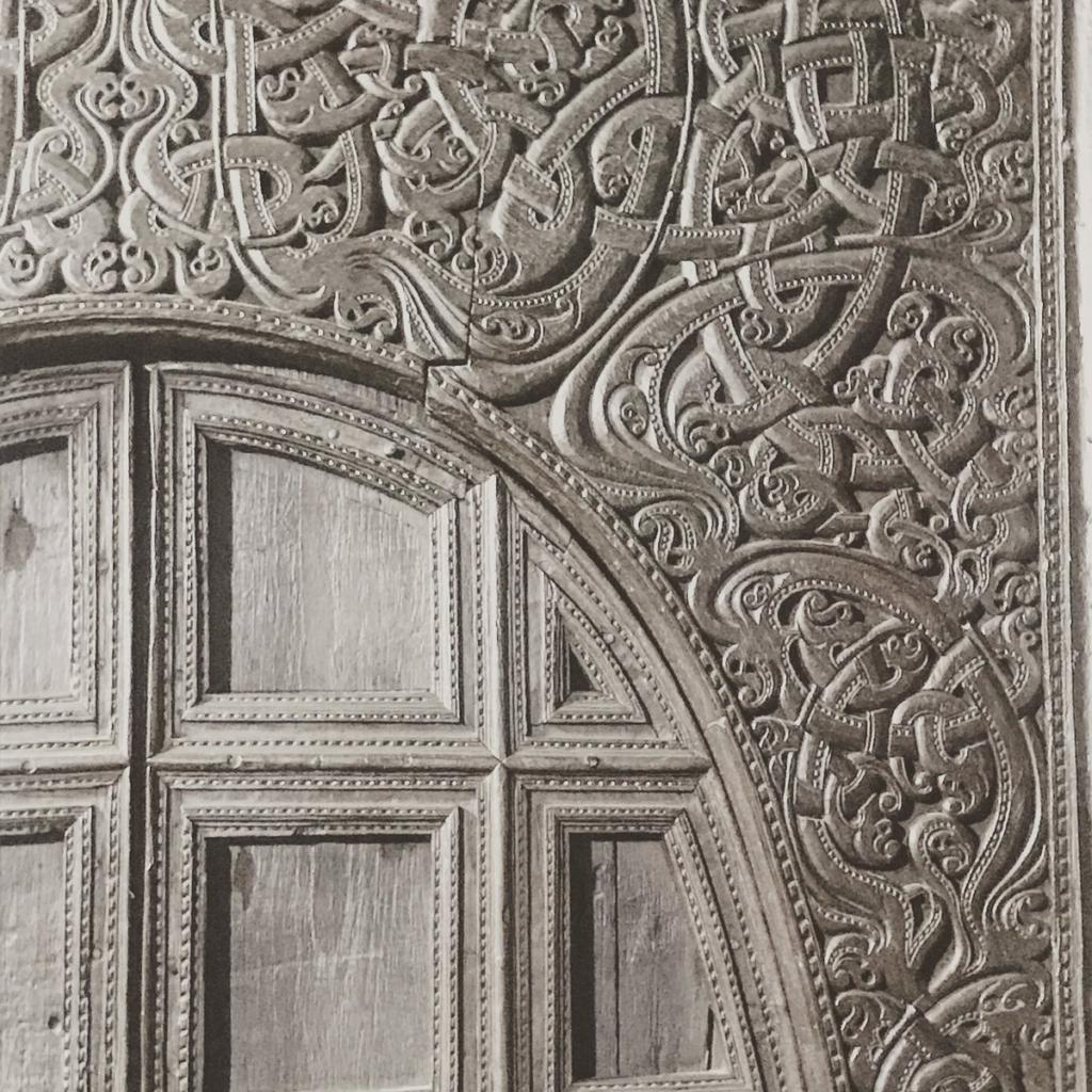 Coral Carvings