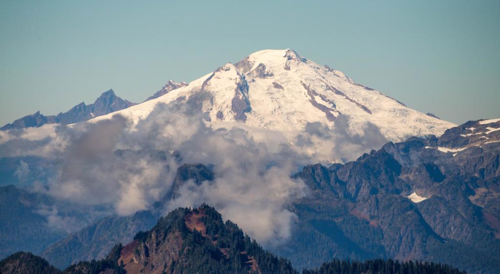 Mt Baker Gomingo