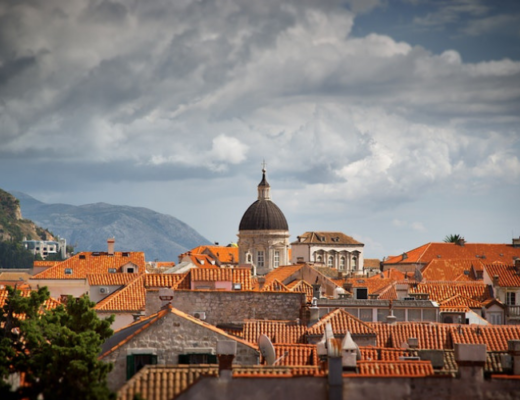 GoT Kings Landing - Dubrovnik Croatia